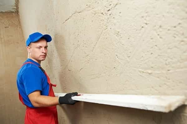 выравнивание стен перед поклейкой обоев