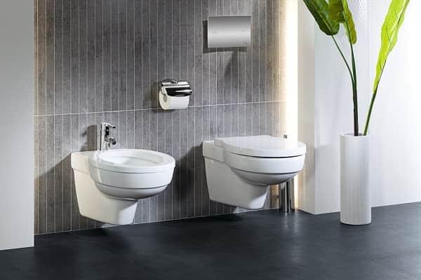 как выбрать подвесной унитаз в ванную комнату