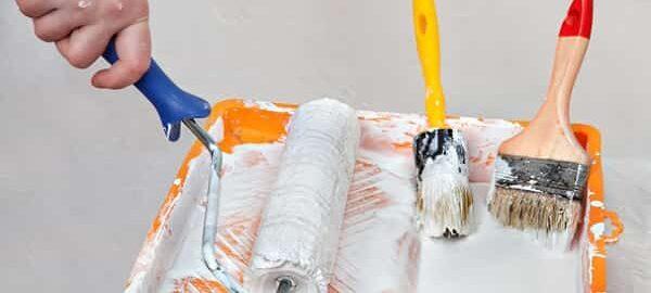 какой краской красить потолок в ванной