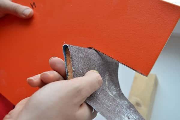 как резать плитку болгаркой без сколов правильно