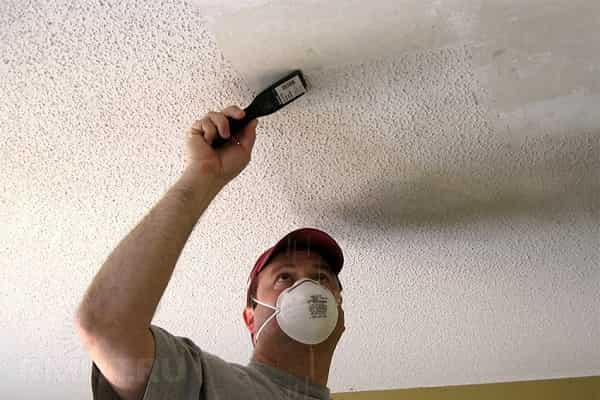 какой краской красить потолок в ванной комнате лучше всего