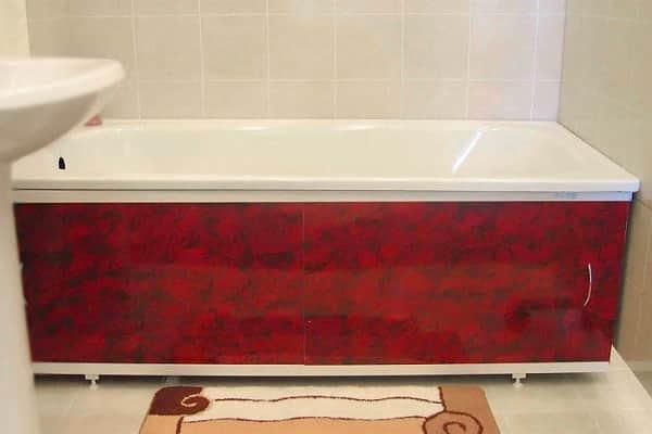 как правильно установить экран под ванну и не допустить ошибок