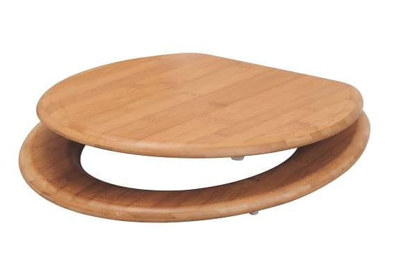 как выбрать сиденье для унитаза: крышки из древесины