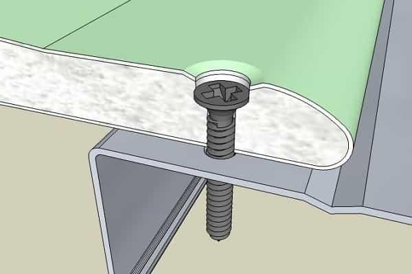 как шпаклевать гипсокартонный потолок: подготовительные работы