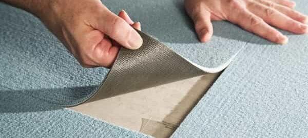 как укладывать ковровую плитку