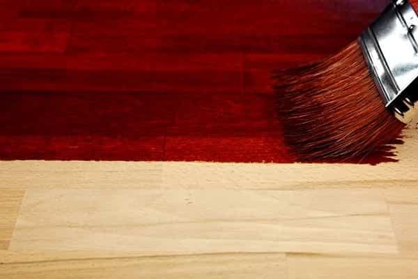 чем покрасить фанеру на полу собственноручно