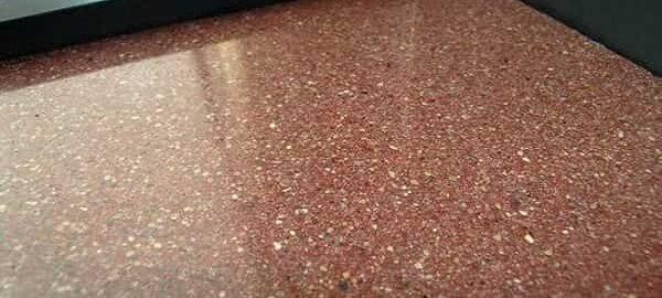 как шлифовать бетонный пол болгаркой