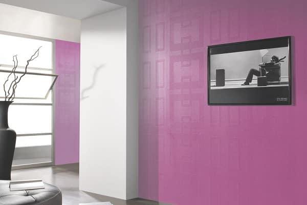 как выбрать обои под покраску на стены: преимущества и недостатки стеклотканевых обоев