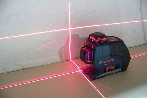 как выбрать строительный уровень для дома: выбор лазерного прибора