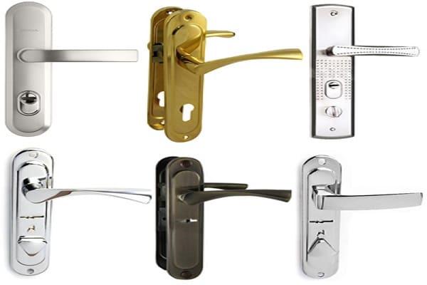 как установить дверную ручку на входную дверь своими руками