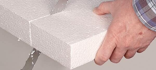 чем лучше резать пенопласт в домашних условиях