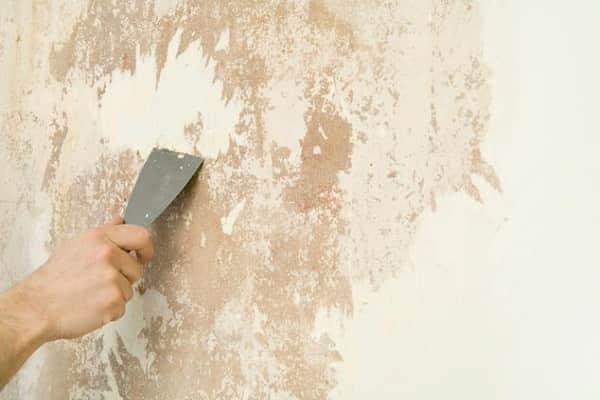 как наклеить обои под покраску на стены: подготовка поверхности