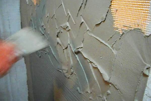 как сделать имитацию кирпичной кладки на стене: подготовка поверхности