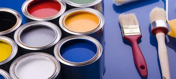 как выбрать краску для обоев под покраску