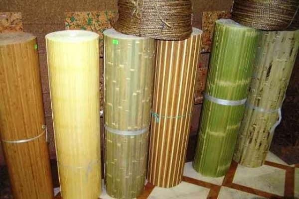 как клеить бамбуковые обои на стену собственноручно