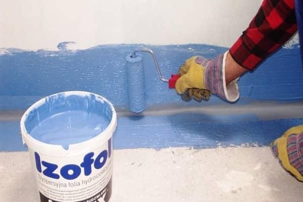 как правильно положить плитку в ванной комнате: предварительная гидроизоляция