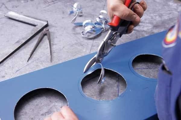 как выбрать ножницы по металлу ручные самостоятельно
