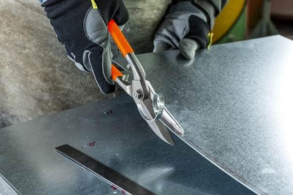 как выбрать ножницы по металлу ручные