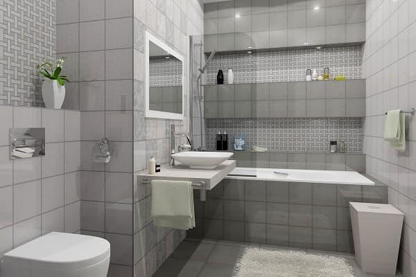 как выбрать плитку для ванной комнаты, учитывая важные критерии