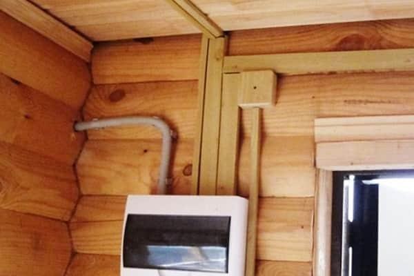как проштробить стену под проводку своими руками: особенности работ в деревянном доме