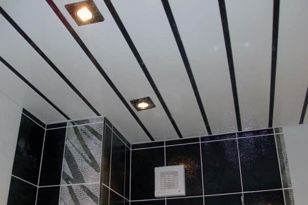 как обшить стены пластиковыми панелями в ванной комнате собственноручно