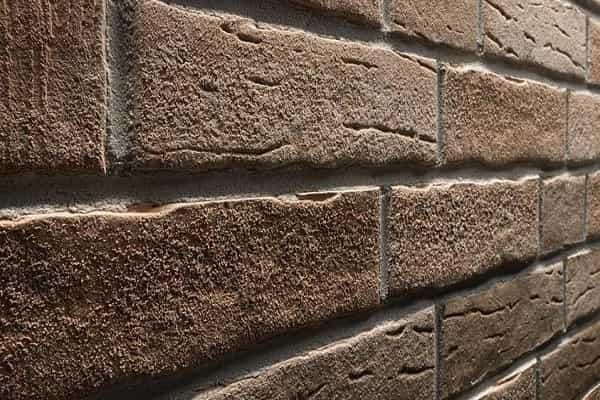 как укладывать клинкерную плитку на стену: материал с фактурой под старину