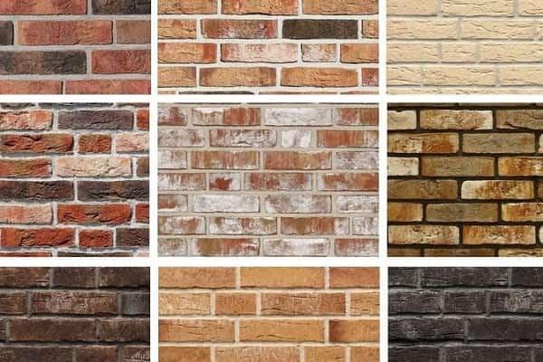 как укладывать клинкерную плитку на стену: виды материала