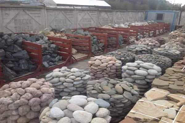 как сделать забор из камня: виды материала