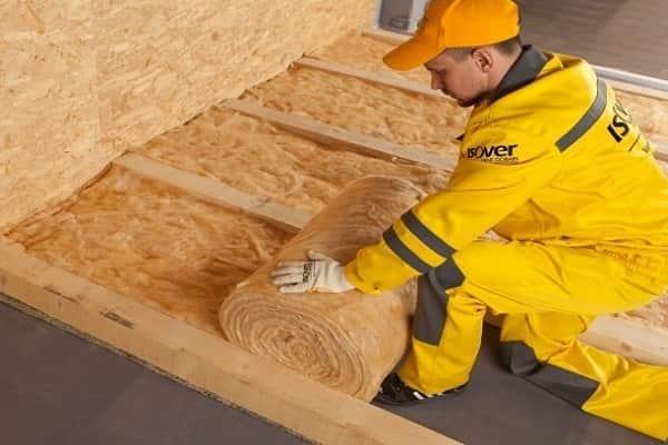 как постелить деревянный пол своими руками: укладка утеплителя