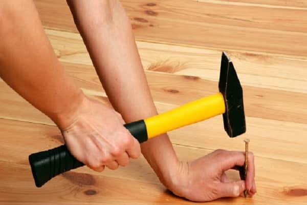 как постелить деревянный пол своими руками