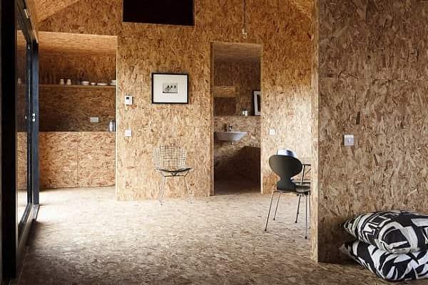 чем обшить мансарду изнутри для жилья: OSB и другие материалы