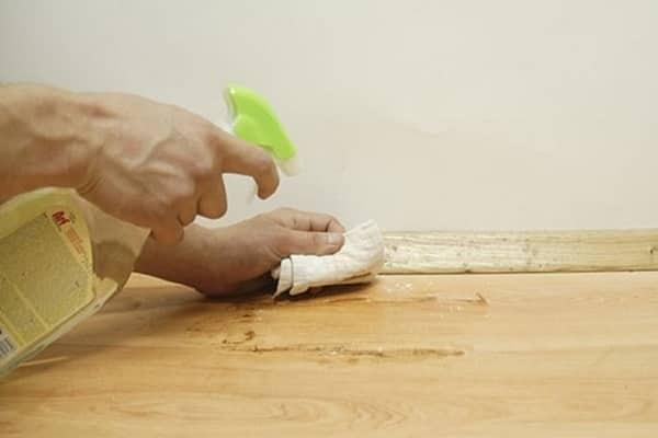 как постелить деревянный пол своими руками: появление плесени при некачественной подготовке