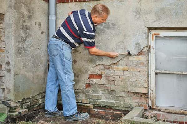 как оштукатурить фундамент дома своими руками: подготовительные работы