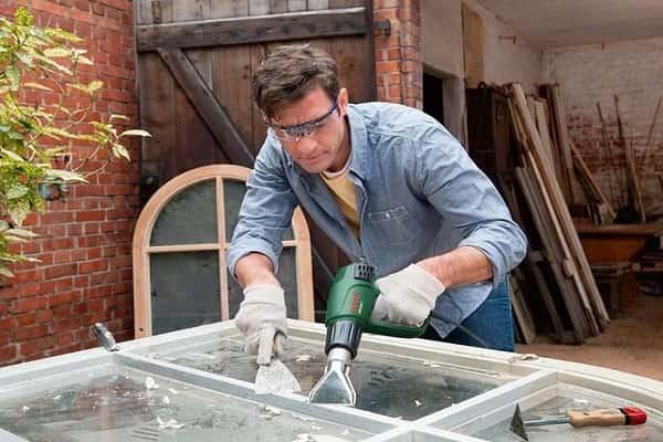 как выбрать строительный фен для домашнего использования самостоятельно