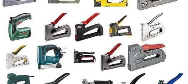 как выбрать степлер строительный