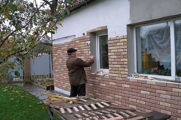 как выбрать клинкерную плитку для фасада и не только