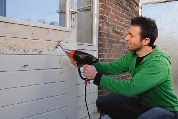 как выбрать строительный фен для домашнего использования верно
