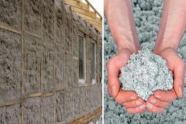 как утеплить дом из бруса снаружи своими руками: особенности использования эковаты