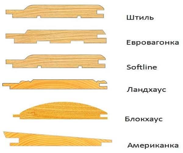 как обшить потолок вагонкой своими руками: виды материала