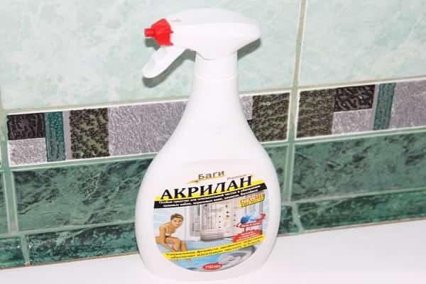 чем чистить акриловую ванну в домашних условиях качественно