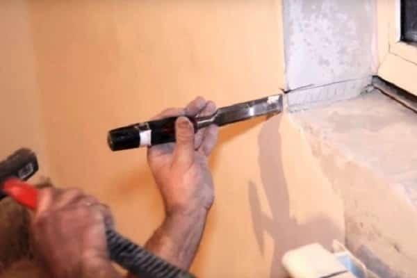 как установить пластиковый подоконник своими руками: подготовительные работы