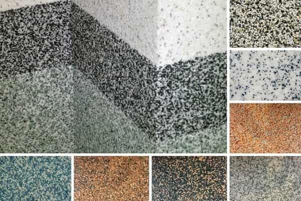 как выбрать декоративную штукатурку для стен: минеральные составы и их особенности