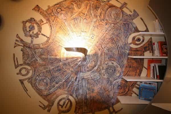 как выбрать декоративную штукатурку для стен: особенности сграффито