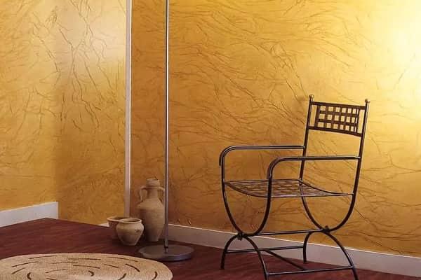 как выбрать декоративную штукатурку для стен: силикатные составы и их особенности